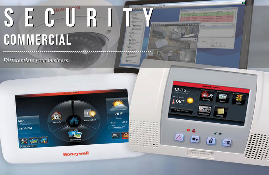 SI Alarms Commercial Security Systems