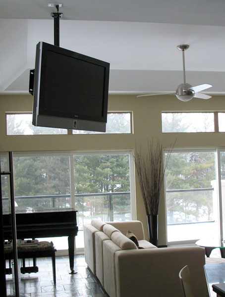 Ceiling-Mounted-LCD