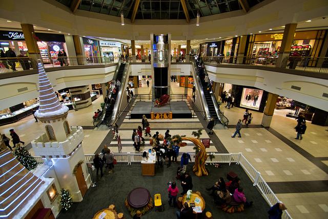 Polo Park Shopping Centre
