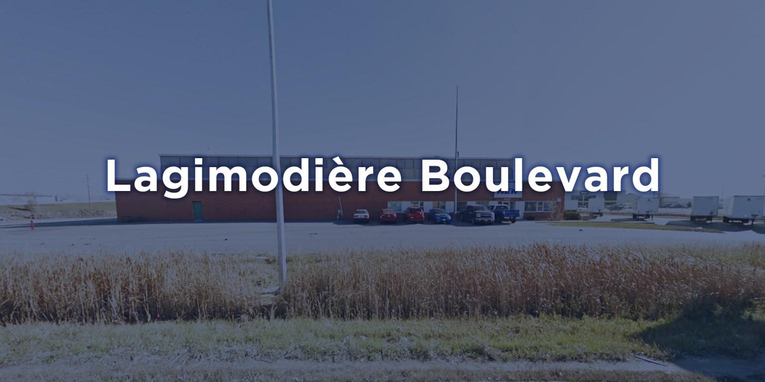 Lagimodière-Boulevard
