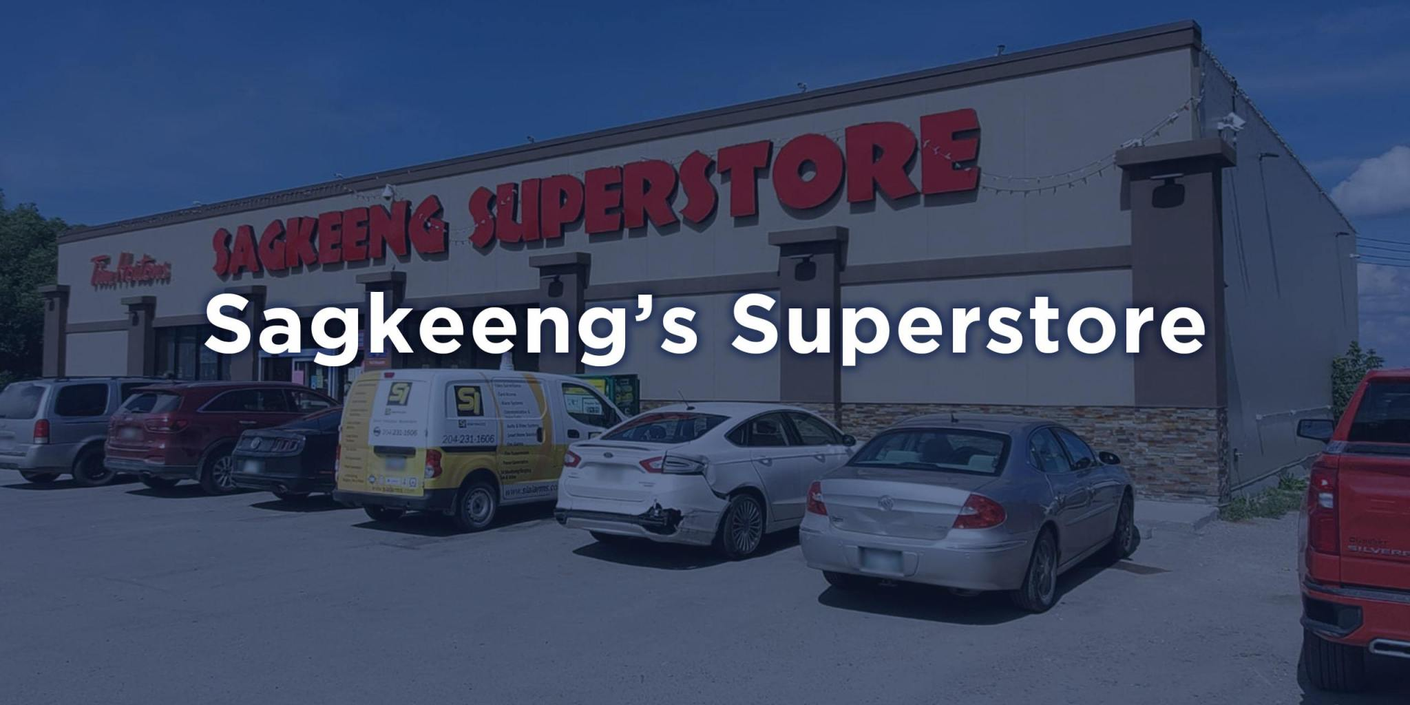 Sagkeengs-Superstore